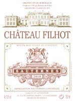 Chateau Filhot 2010