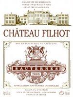 Chateau Filhot 2008
